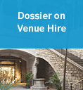 Dossier on venue hire and Private Tours