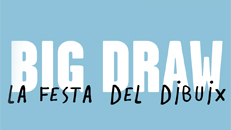 Big Draw, la festa del dibuix